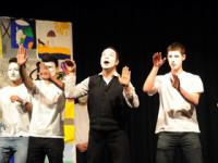 Schüler der Bertha-von-Suttner-Realschule in Osnabrück erleben einen Bühnentraum