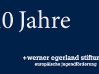 Festkonzert – 21. Okt. 2013 – 10 Jahre Werner Egerland Stiftung