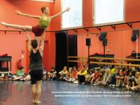 """Eine echte """"Choreo"""" für das Meister-Klassenzimmer"""
