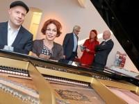 """Workshops für """"Jiddische Musik"""" im Felix-Nussbaum-Haus"""