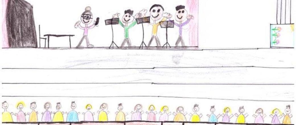 """School Session"" in der Grundschule Dodesheide"
