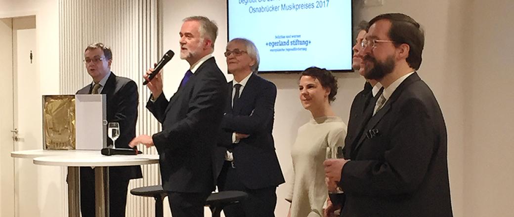 Osnabrücker Musikpreis für Juliana Koch