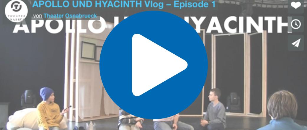 APOLLO UND HYACINTH Vlogs – 7 Episoden