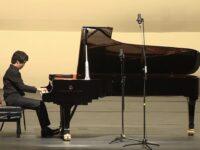 Pianist Kang-Un Kim gewinnt Osnabrücker Musikpreis