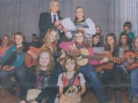 """Die """"Vielharmoniker"""" der GMHütter Realschule"""