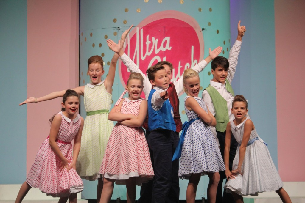 Hairspray: Kinderdarsteller