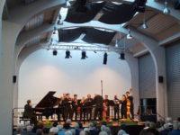 Premiere für die Mikro-Philharmonie – Gempt-Halle wird zur Werft