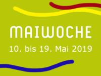Neue Bühne auf der Maiwoche 2019 für regionale Bands