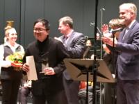 Musikpreisgewinner Diyang Mei rockt mit Béla Bartók