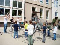 Drumbob-/Drumpop im Hort