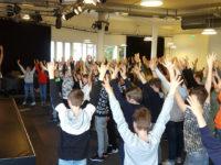 Schüler der IGS singen im Chorprojekt des Theaters Osnabrück