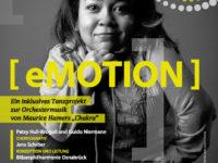 """Grenzen muss es nicht geben – Proben für das inklusive Tanz- und Musikprojekt """"Emotion"""""""
