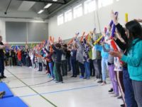 Osnabrücker Grundschüler nehmen eigene CD auf