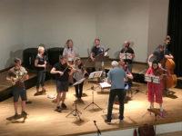 """""""Mikro-Philharmonie"""" im Telgter Bürgerhaus – Zauberlehrling macht Furore"""
