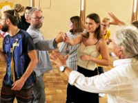Theaterpädagogische Werkstatt ermutigt Schüler zur Bühnenarbeit