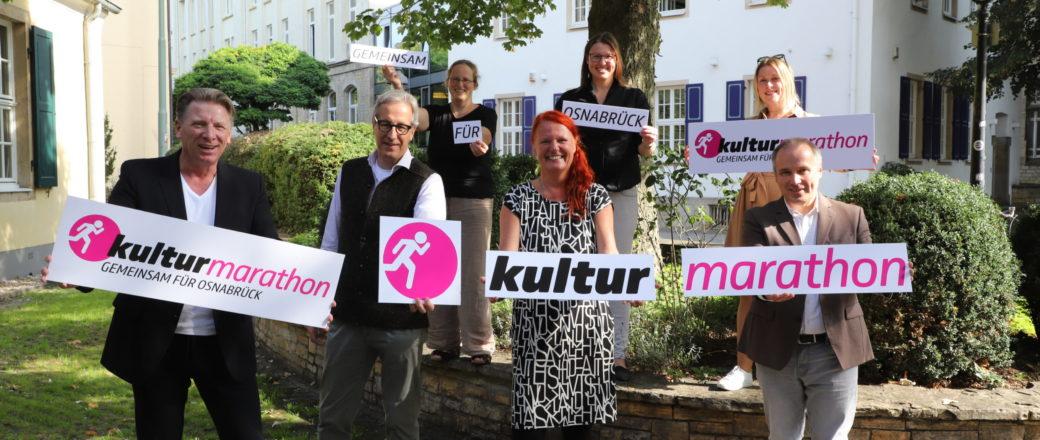 Kulturmarathon. Gemeinsam für Osnabrück