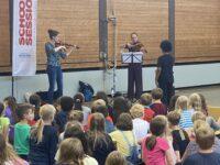 Euregio Festival: School-Sessions